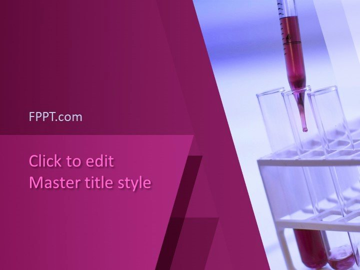 Science Power Point Template Awesome Chemical Powerpoint Template