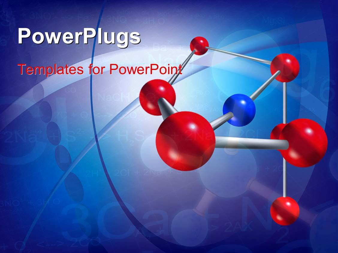 Science Power Point Template New Powerpoint Template Abstract Scientific Background with