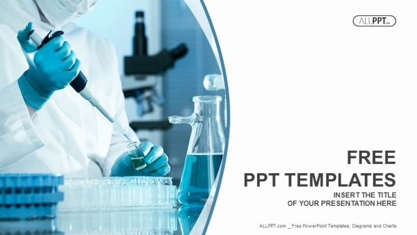 Scientific Presentation Powerpoint Template Lovely Scientific Researcher In Medical Powerpoint Templates