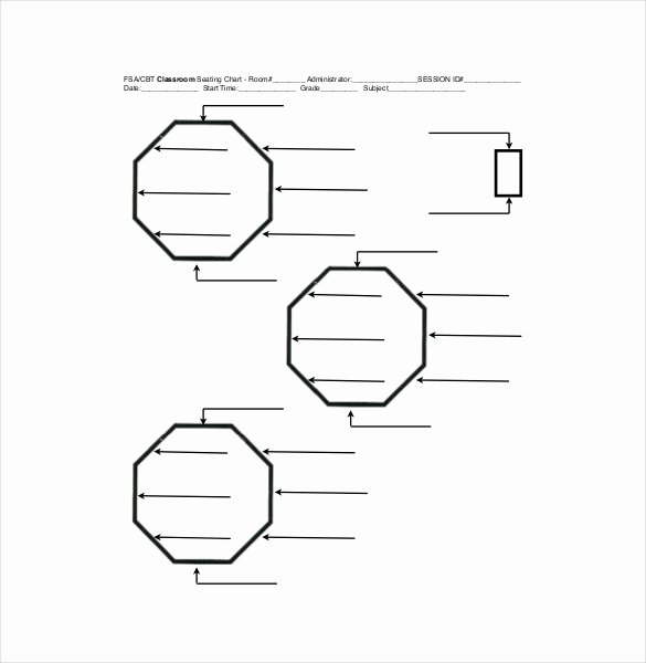 Seating Chart Template Excel Beautiful Classroom Seating Chart Template 10 Examples In Pdf