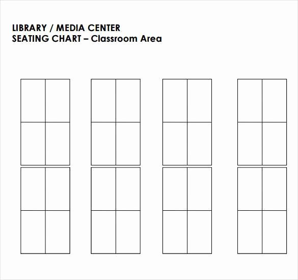 Seating Chart Template Word Lovely Classroom Seating Chart Template 22 Examples In Pdf
