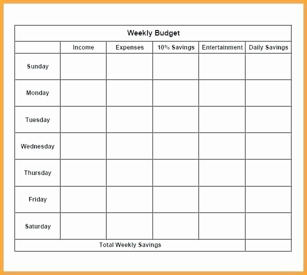 Semi Monthly Budget Template New Image Result for Personnel Bi Weekly Bud Template