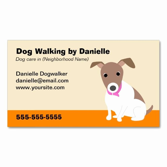 Service Dog Card Template Beautiful 37 Best Making Money before A Job Images On Pinterest