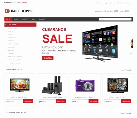 Shopping Cart HTML Template Inspirational 25 Best Ideas About Free Website Templates On Pinterest