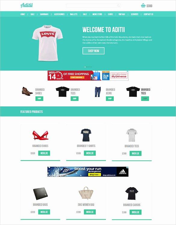 Shopping Cart HTML Template Luxury 31 E Merce HTML5 themes & Templates