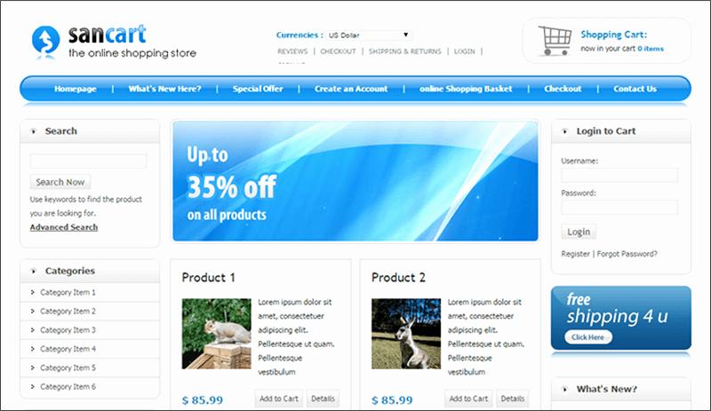 Shopping Cart HTML Template Luxury 8 Elegant Drupal themes Free Responsive Templates
