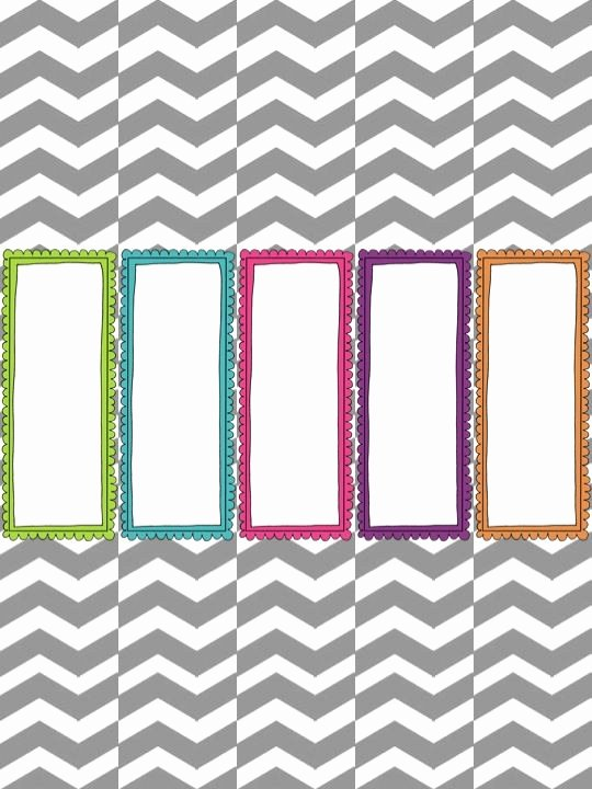 Side Of Binder Template New Ly Best 25 Ideas About Binder Spine Labels On Pinterest