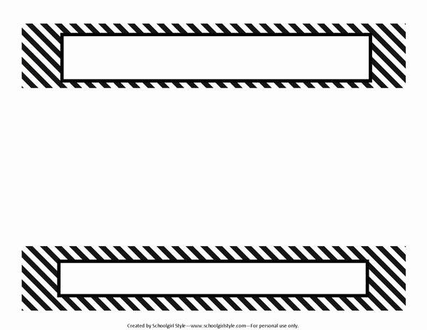 Side Of Binder Template Unique Spines Templates for Binder Spines