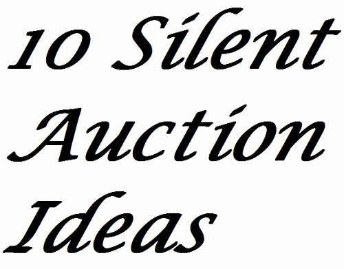 Silent Auction Display Template Elegant 169 Best Images About School Fundraising Ideas On