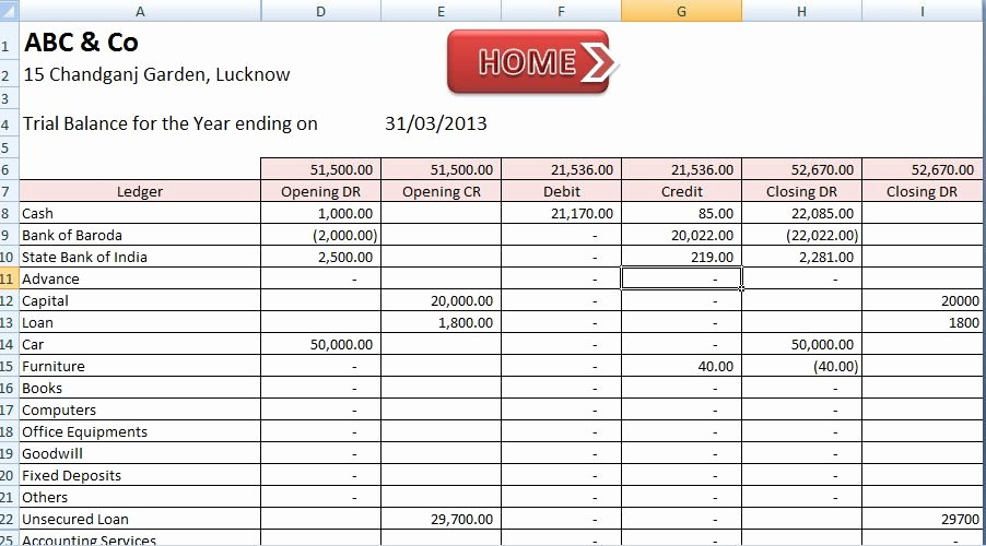 Simple Bookkeeping Spreadsheet Template Best Of Abcaus Excel Accounting Template Download