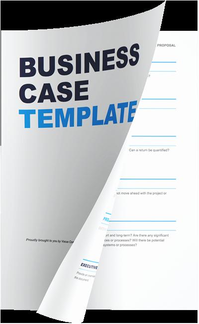 Simple Business Case Template Beautiful Simple Business Case Template · Vocus Munications