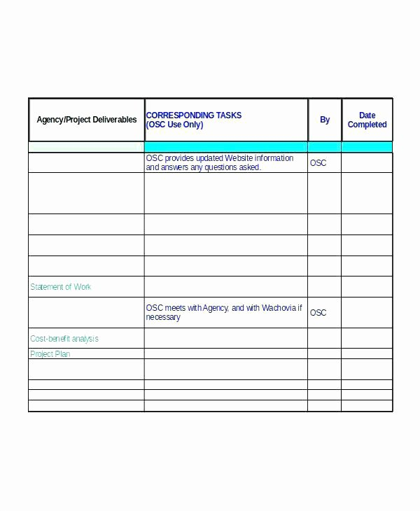 Simple Implementation Plan Template Best Of Action Plan Template Simple Project Implementation Maker