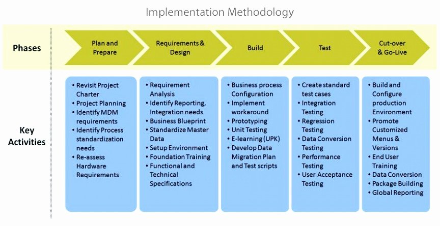 Simple Implementation Plan Template Lovely 8 Post Implementation Plan Template Yrptt