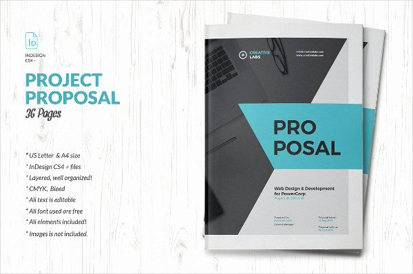 Simple Project Proposal Template Awesome 20 Business Proposal Templates Free Word Pdf Documents