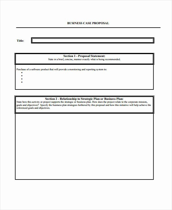 Simple Project Proposal Template Lovely 42 Simple Proposal Templates