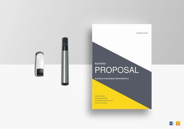 Simple Rfp Template Word New Project Proposal Template 21 Free Word Pdf Psd