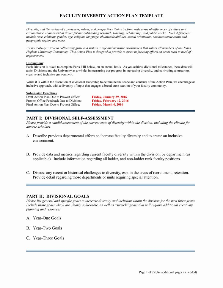 Smart Action Plan Template Lovely 58 Free Action Plan Templates & Samples An Easy Way to