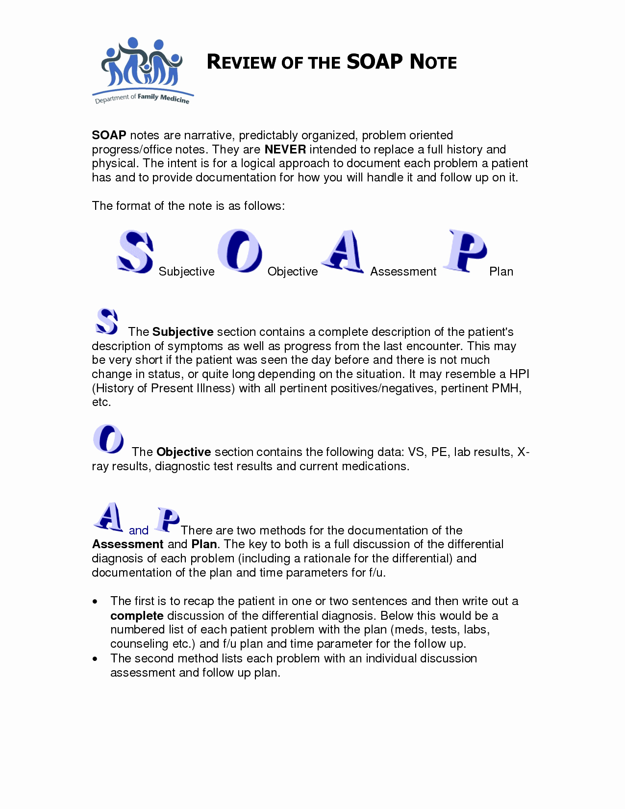 Soap Progress Notes Template Awesome soap Note Template Counseling Google Search