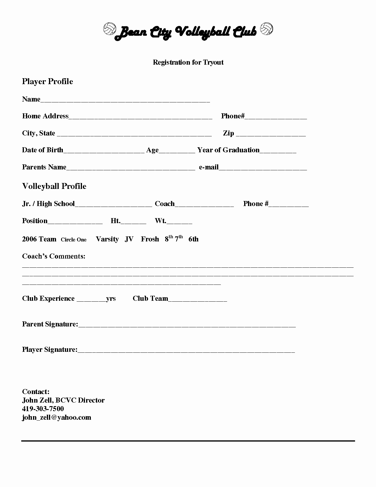 Soccer Player Profile Template Best Of Best S Of athlete Bio Template Football Player
