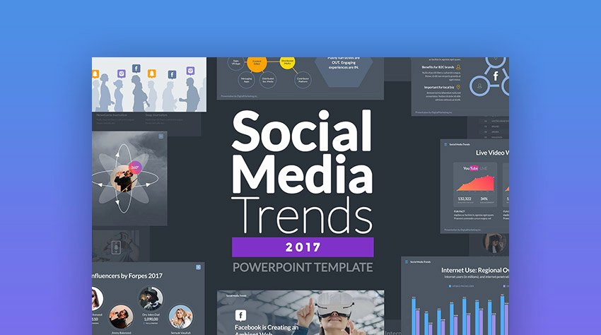 Social Media Powerpoint Template Lovely 20 Marketing Powerpoint Templates Best Ppts to Present
