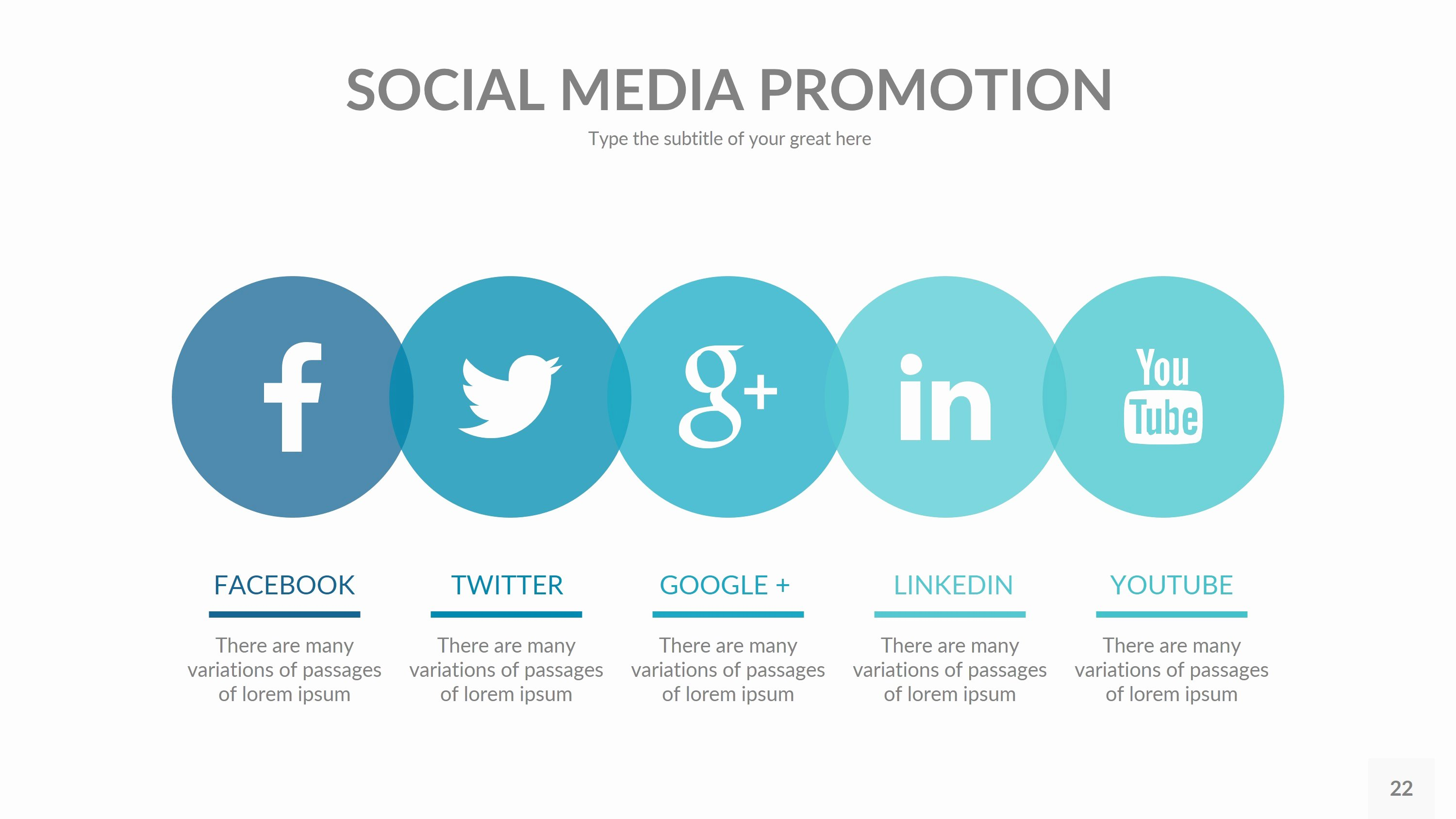 Social Media Ppt Template Beautiful social Media Business Powerpoint Presentation Template by
