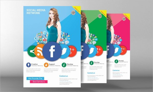 Social Media Template Psd New 21 social Media Flyers In Word Psd Ai Eps format