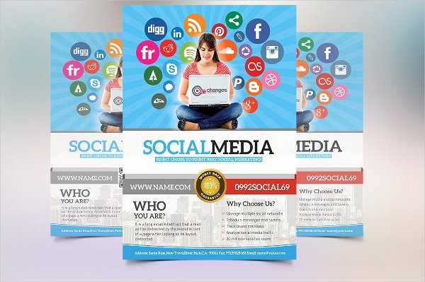 Social Media Template Psd Unique 21 social Media Flyers In Word Psd Ai Eps format