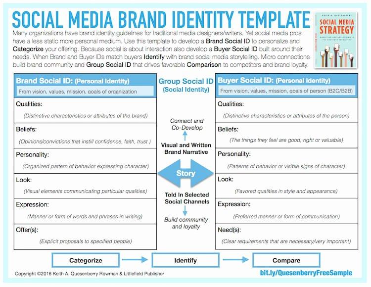 Social Media Website Template Elegant social Media Templates
