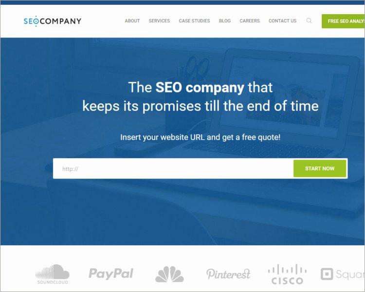 Social Media Website Template Lovely 30 Best social Media Website Templates Free Download