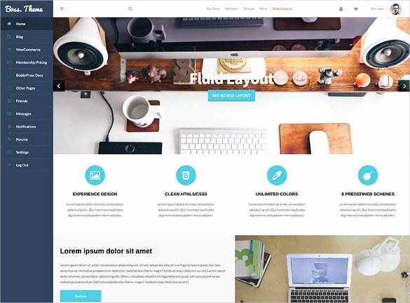 Social Network Website Template Inspirational Free HTML Css Templates for social Networking Website