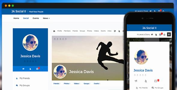 Social Network Website Template Unique social Networking Website Templates Bootstrap social