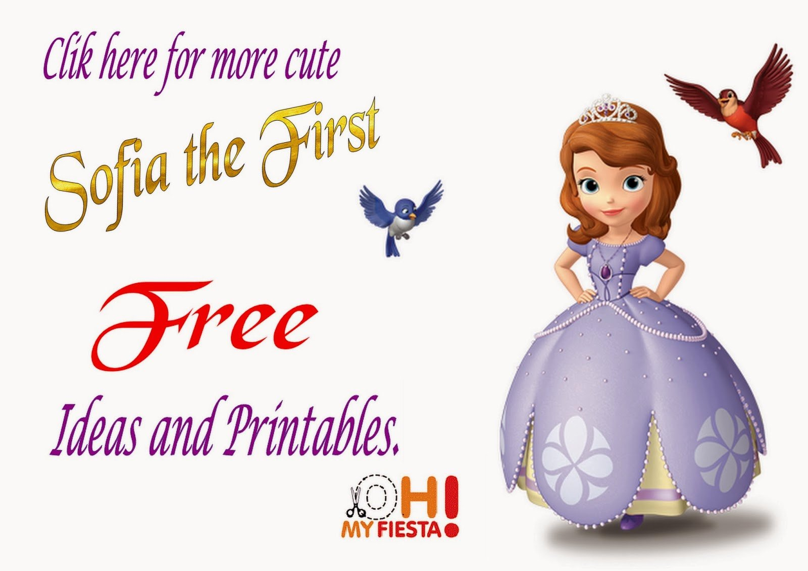 Sofia the First Template New Princess sofia the First Party Invitations Free