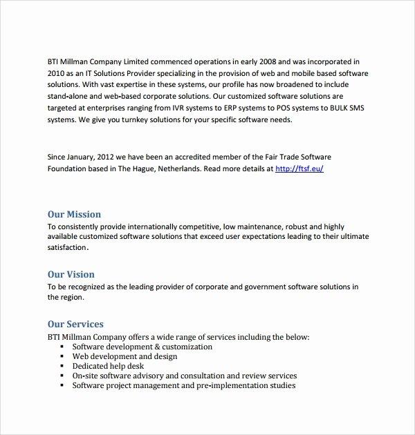 Software Development Proposal Template Best Of 13 software Development Proposal Templates to Download