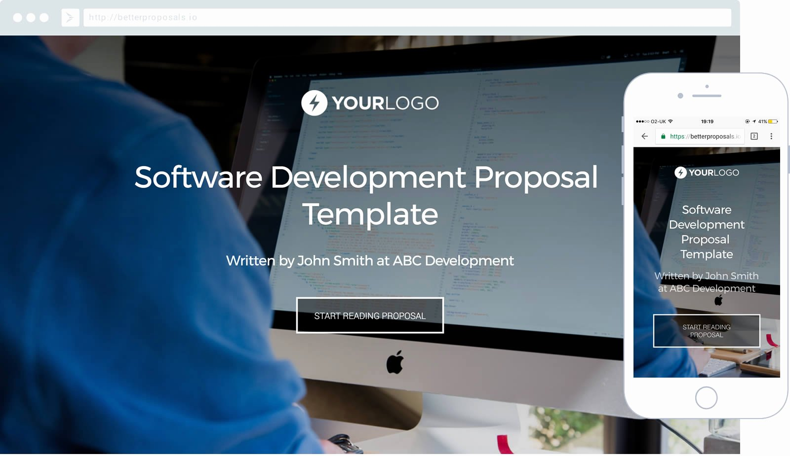Software Development Proposal Template Elegant Free software Development Proposal Template Better Proposals