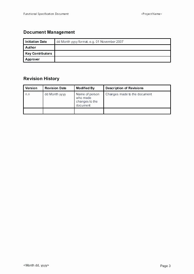 Software Release Notes Template Fresh software Release Document Template – Homefitfo