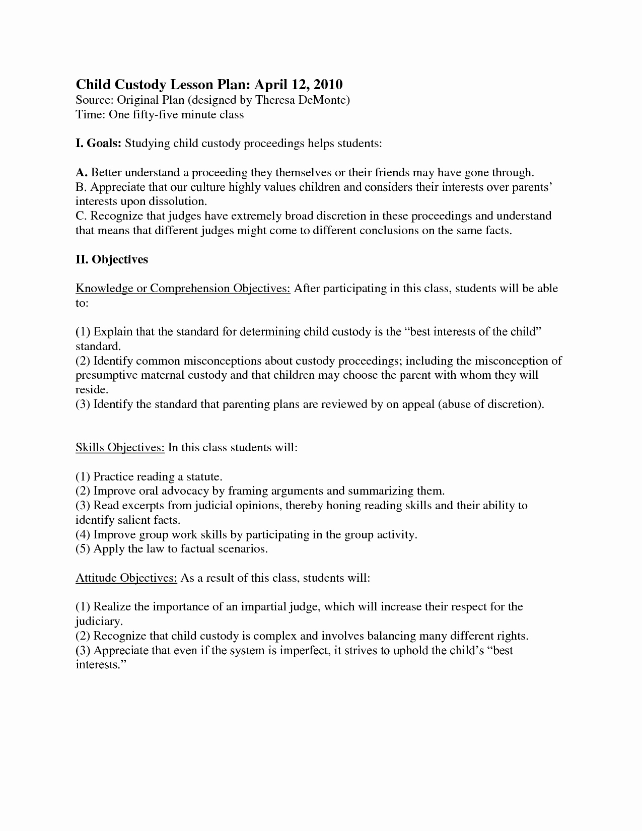 Sole Custody Agreement Template Unique 12 Best Of Example Custody Agreement Letters