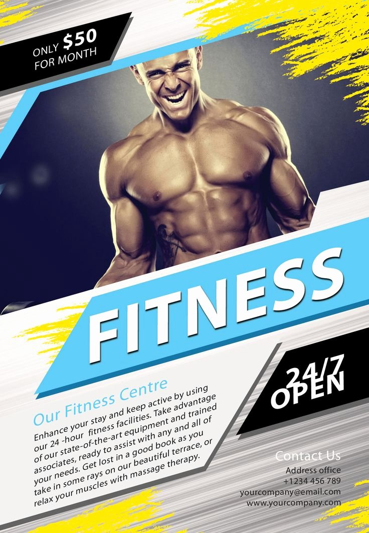 Sports Flyer Template Free Beautiful 17 Best Images About Sport Flyers On Pinterest