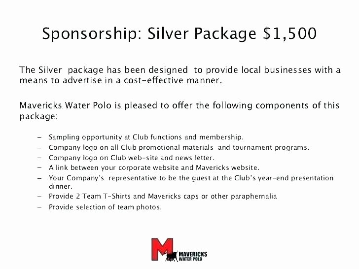 Sports Sponsorship Proposal Template Fresh 7 Sports Sponsorship Letter Samples Football Team Proposal