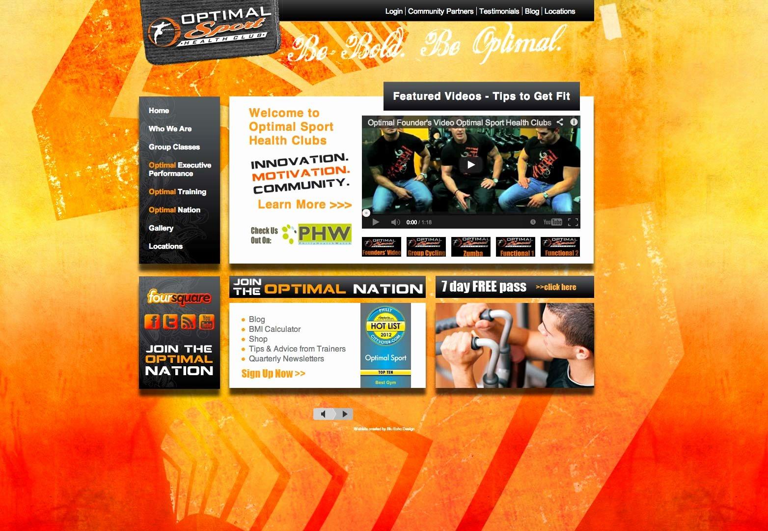 Sports Web Site Template Elegant 30 Successful Sports Websites