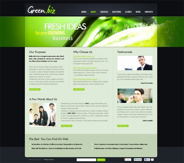 Sports Web Site Template Fresh A Good About Us Page – What It is and How to Create It Right