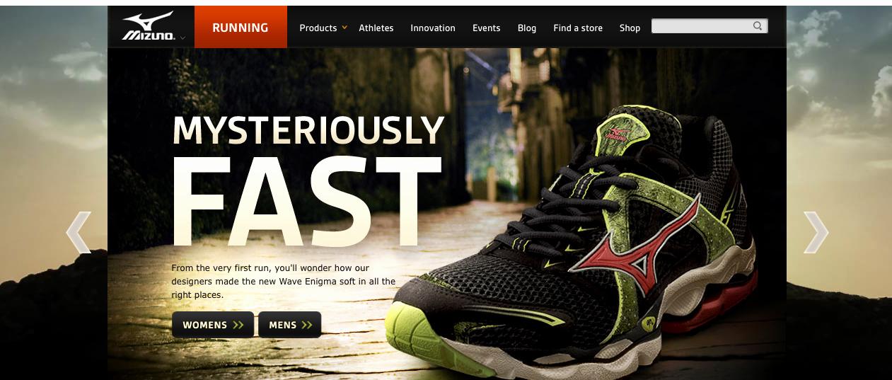 Sports Web Site Template New 40 Fantastic Sports E Merce Websites soultravelmultimedia