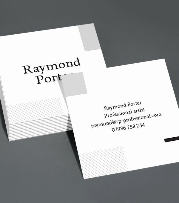 Square Business Card Template Beautiful Browse Square Business Card Design Templates