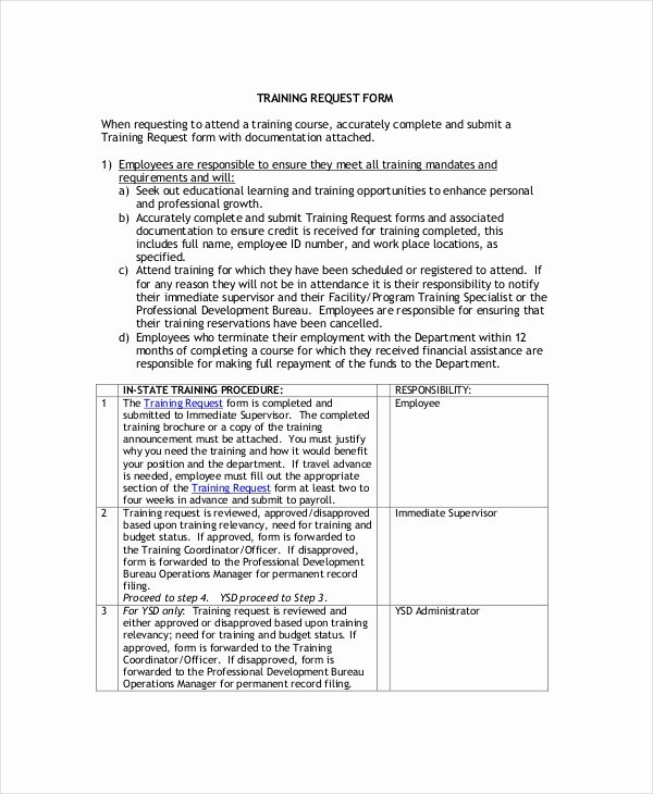 Staff Training Plan Template Awesome Training Plan 13 Free Pdf Word Documents Download