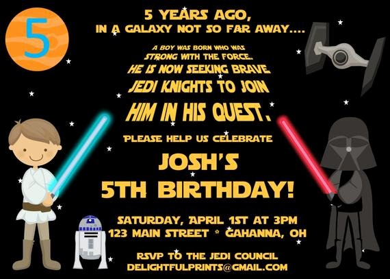Star Wars Invitations Template Elegant 301 Moved Permanently