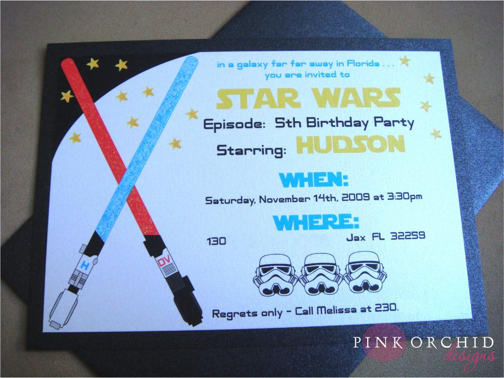 Star Wars Invitations Template Elegant Free Printable Star Wars Birthday Party Invitations