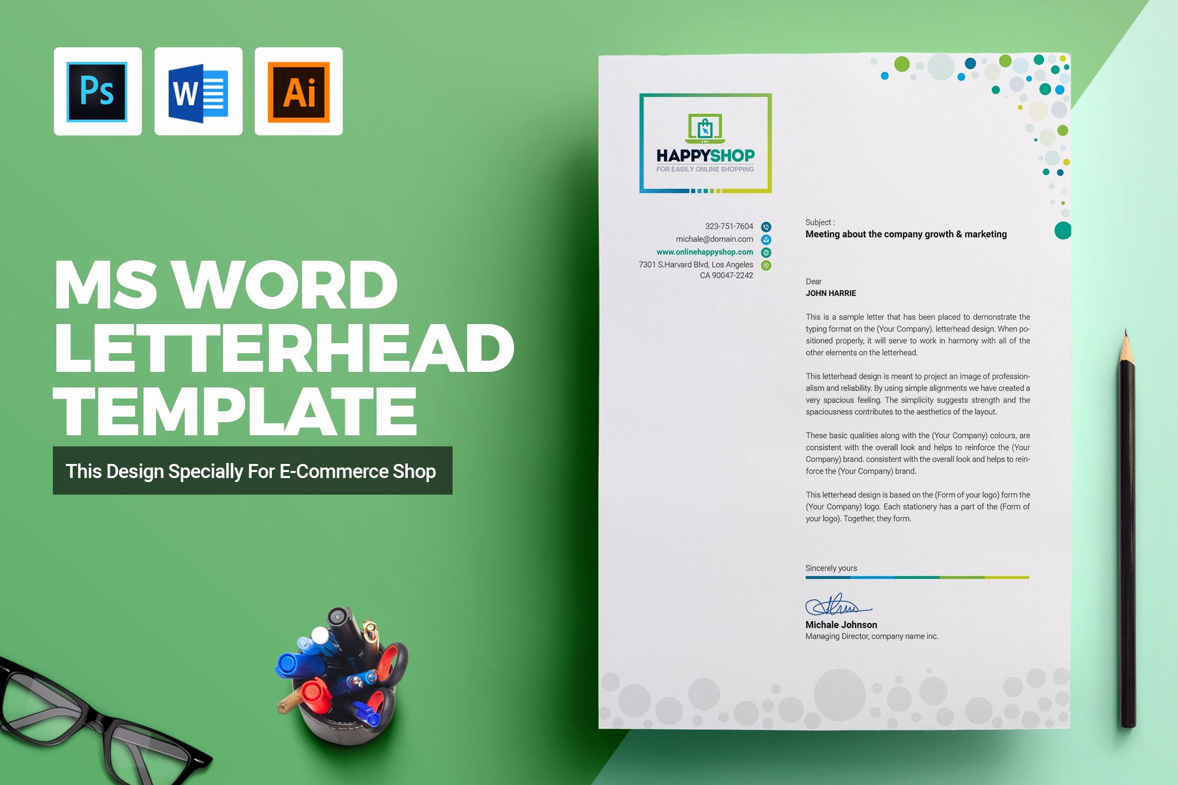 Stationary Template for Word Beautiful Ms Word Letterhead Template Stationery Templates