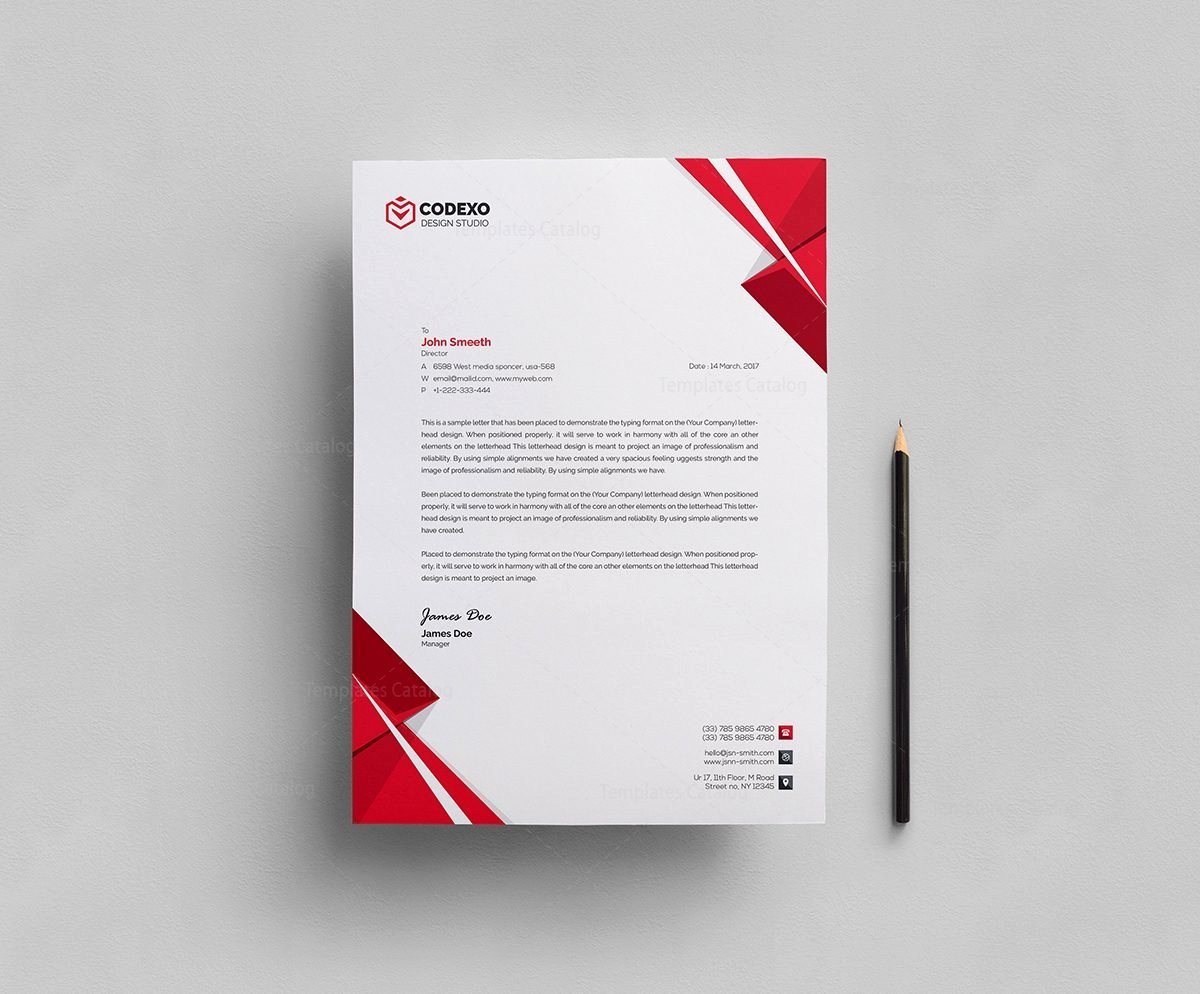 Stationary Template for Word Best Of Classy Letterhead Template Template Catalog