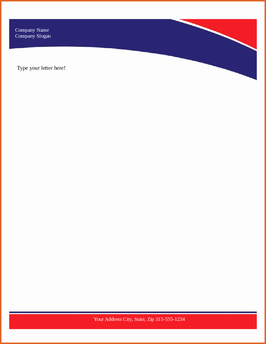 Stationary Template for Word Elegant Letterhead Png Hd Transparent Letterhead Hd Png