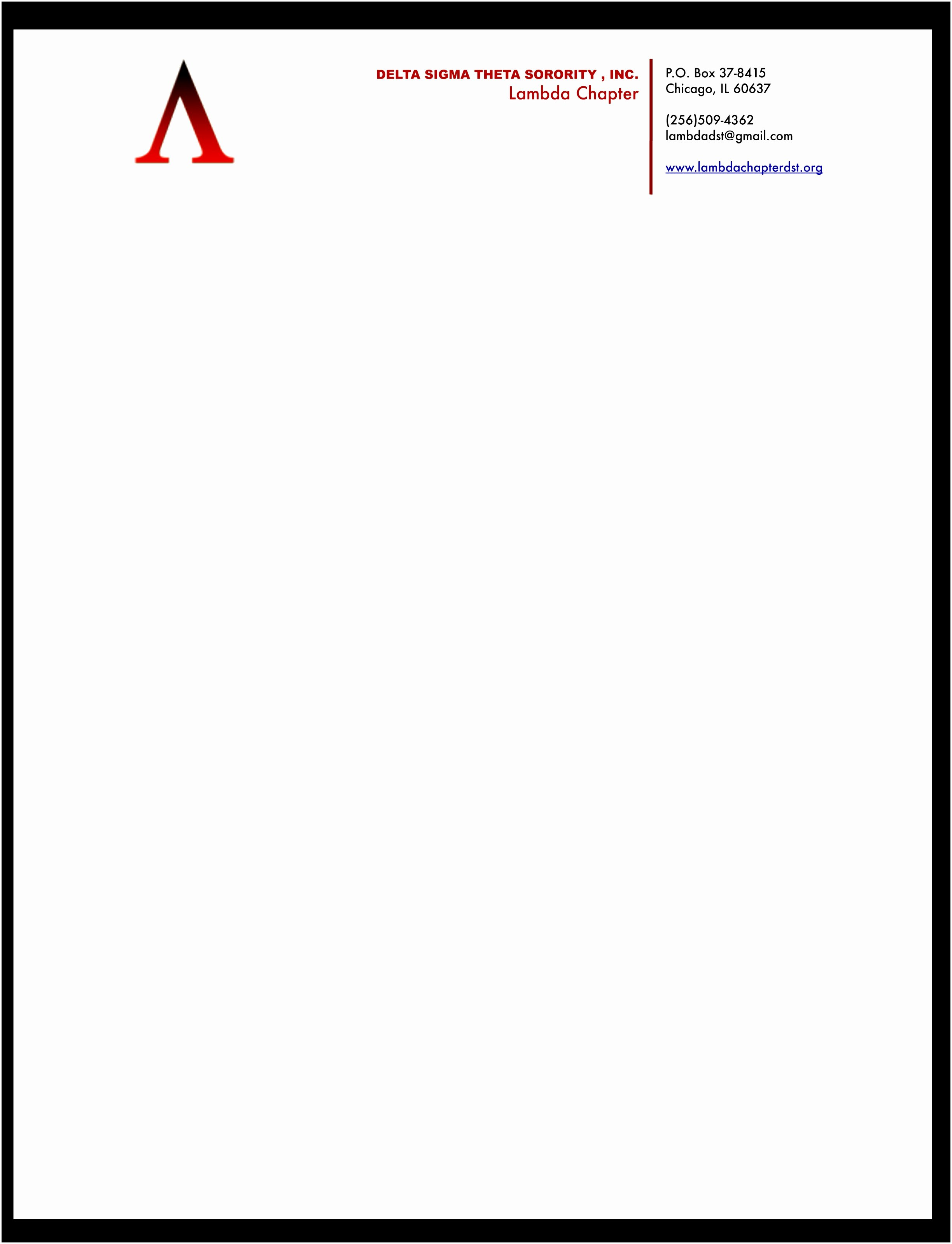Stationary Template for Word New 7 Making A Letterhead Template In Word Piape