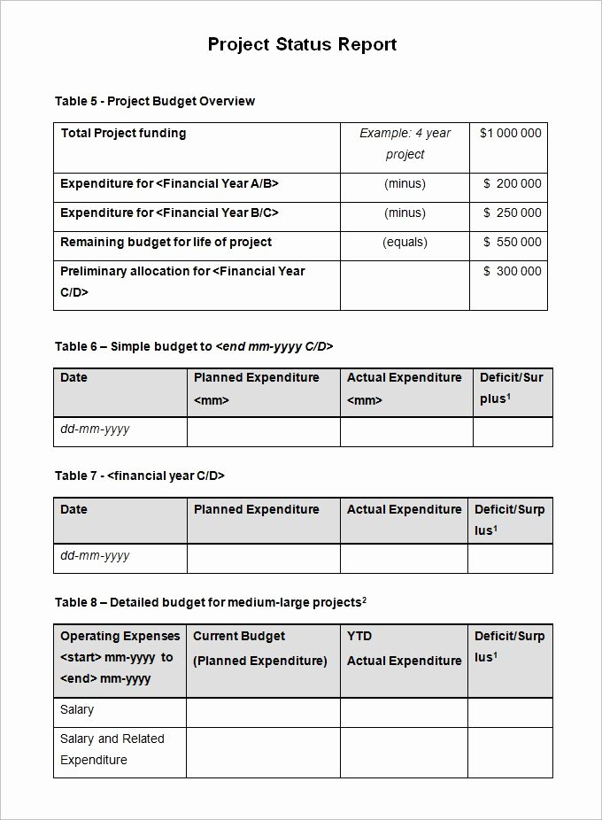 Status Report Template Excel Best Of Status Report Template Writing Word Excel format